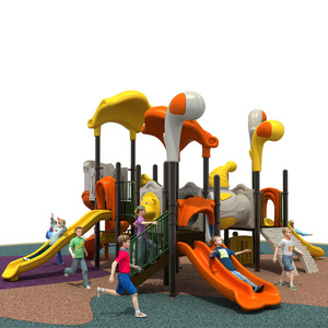 114mm Children Outdoor Playground for kindergarten