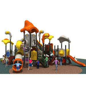 2020 Children Outdoor Playground for preschool