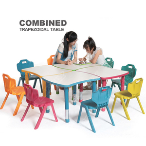 LL3-098 Kids Furniture Children Table and Chairs for Day Care Center