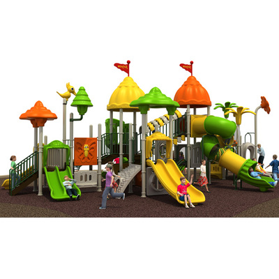 Children Outdoor Playground LL-200052F