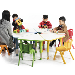 LL3-072 Wholesale Kids Table Set Preschool Kids Table for Children