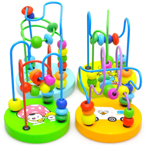 early education puzzle wood toys for kids